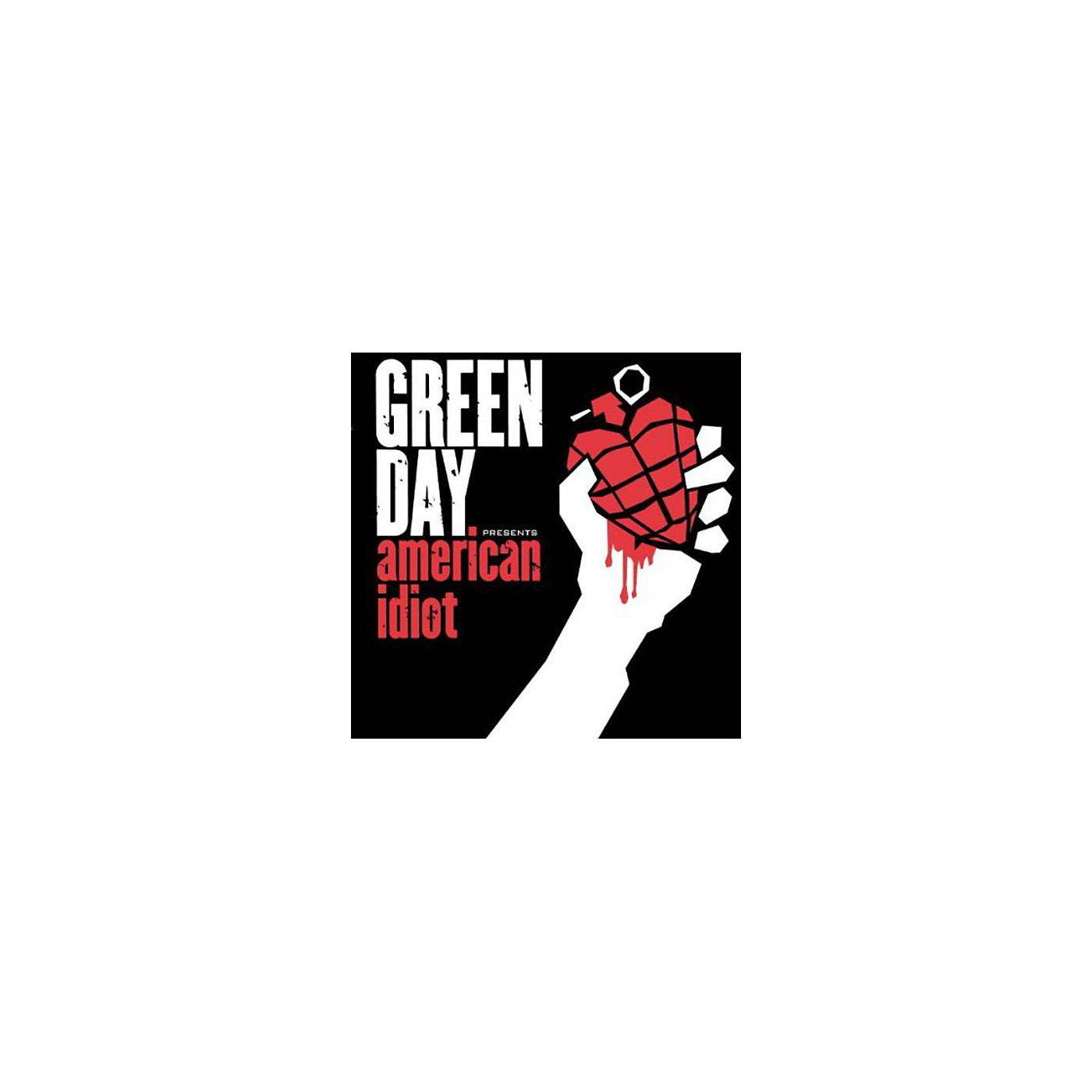 Alliance Green Day - American Idiot (CD) thumbnail