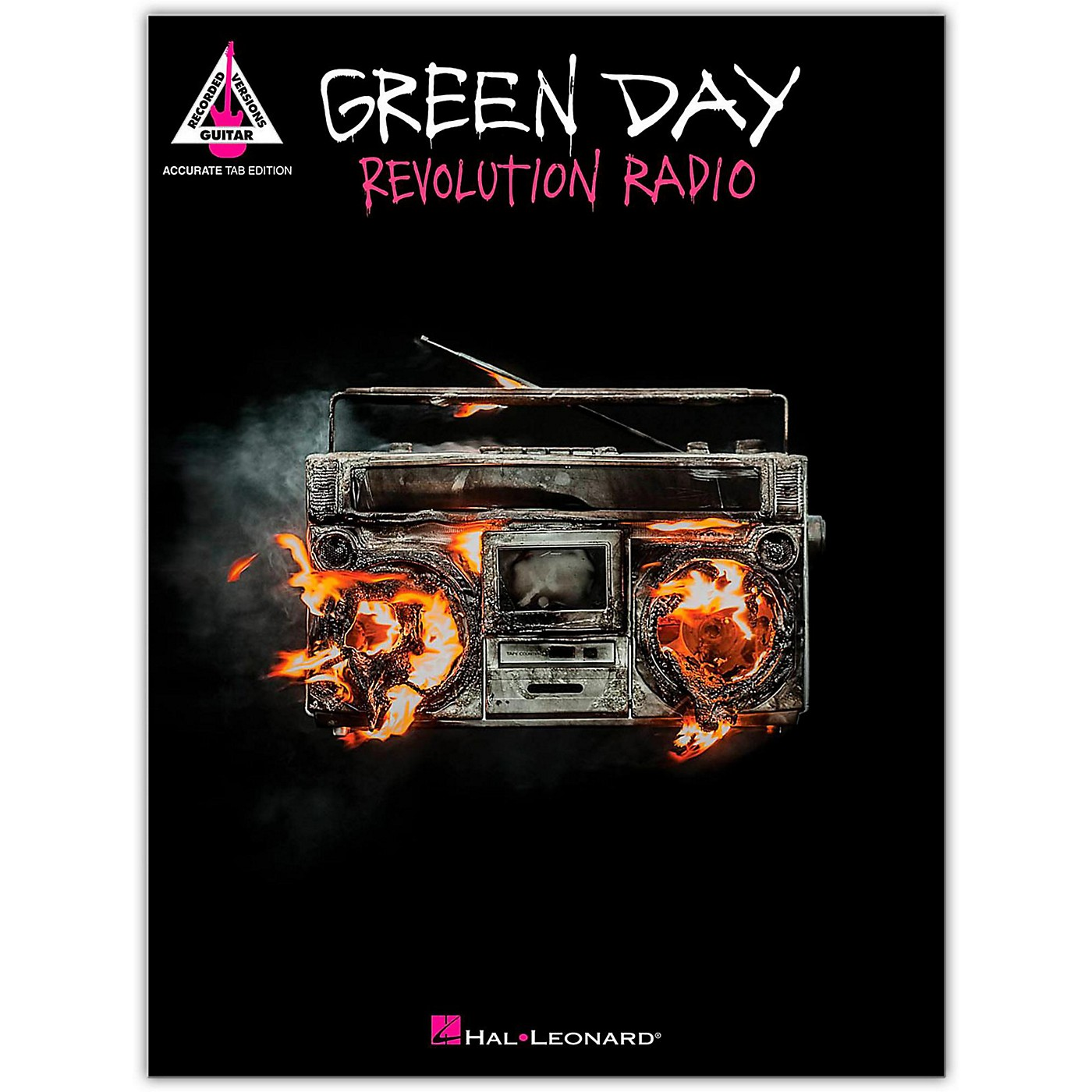 Hal Leonard Green Day - Revolution Radio for Guitar Tab thumbnail