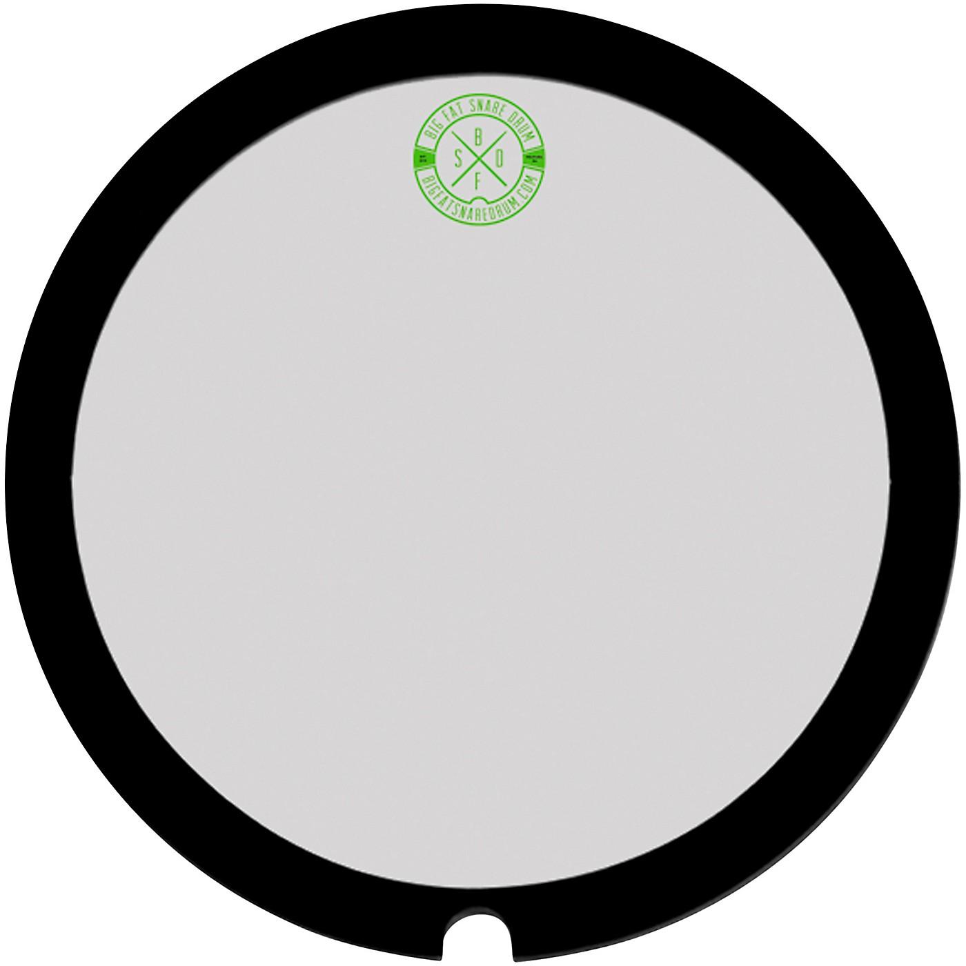 Big Fat Snare Drum Green Monster 14