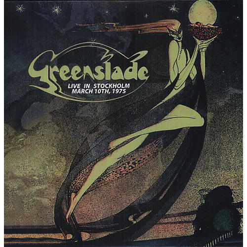 Alliance Greenslade - Live In Stockholm - March 10th, 1975 thumbnail
