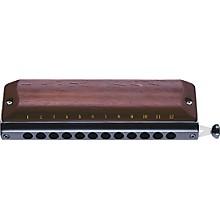Suzuki Gregoire Maret Signature Chromatic Harmonica - Rosewood Covers