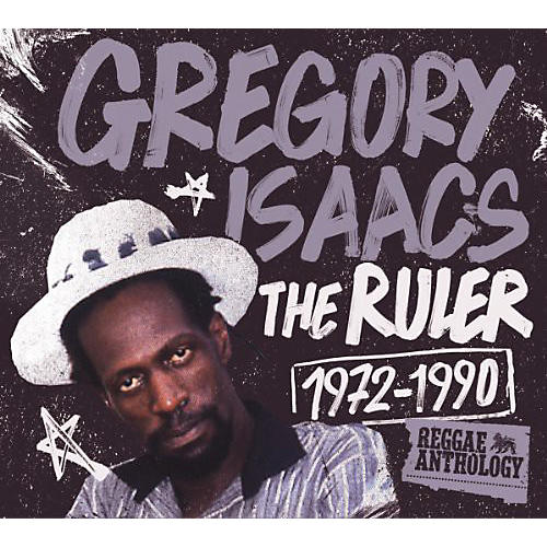 Alliance Gregory Isaacs - The Ruler 1972-1990: Reggae Anthology thumbnail
