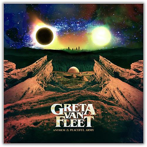 Universal Music Group Greta Van Fleet - Anthem of the Peaceful Army LP thumbnail