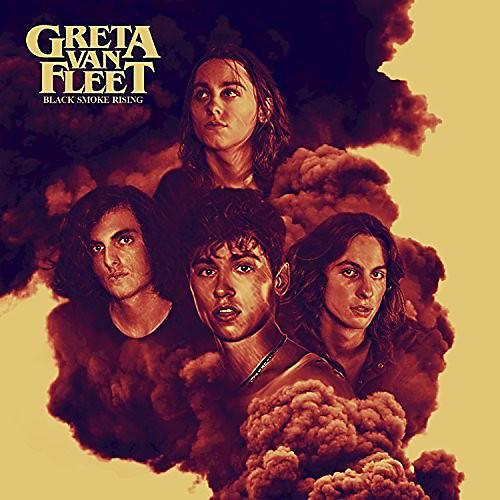 Universal Music Group Greta Van Fleet - Black Smoke Rising thumbnail