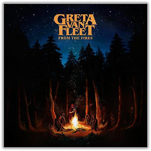 Universal Music Group Greta Van Fleet - <i>From The Fires</i> Vinyl EP thumbnail