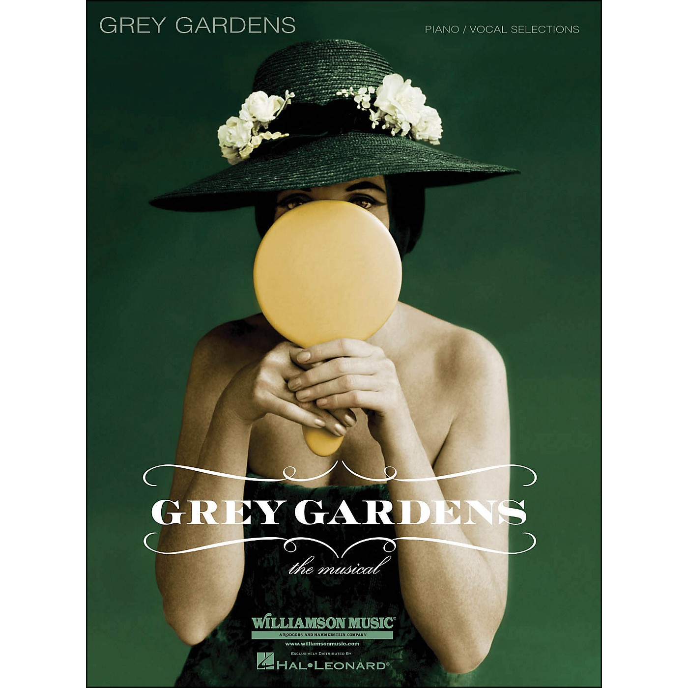 Hal Leonard Grey Gardens - The Musical arranged for piano, vocal, and guitar (P/V/G) thumbnail