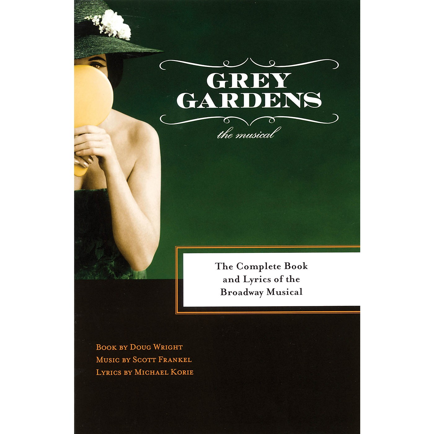 Applause Books Grey Gardens Applause Libretto Library Series Softcover Written by Doug Wright thumbnail