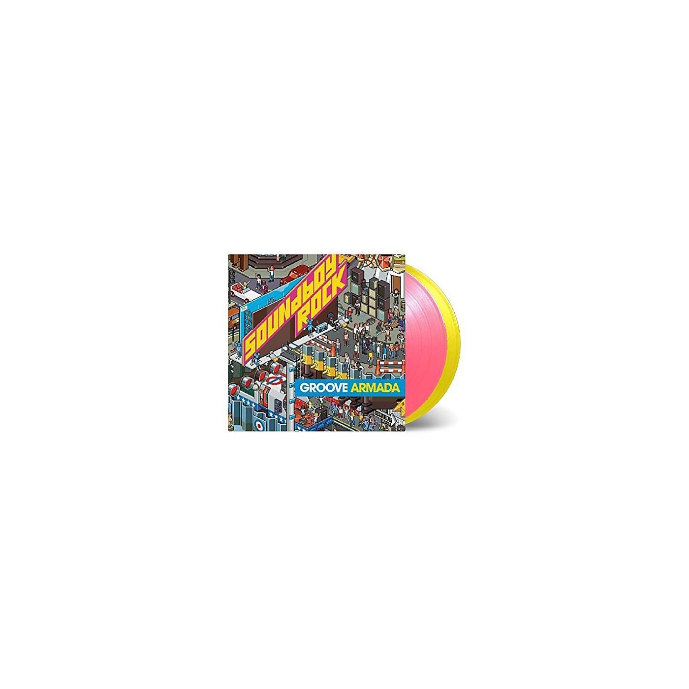 Alliance Groove Armada - Soundboy Rock thumbnail