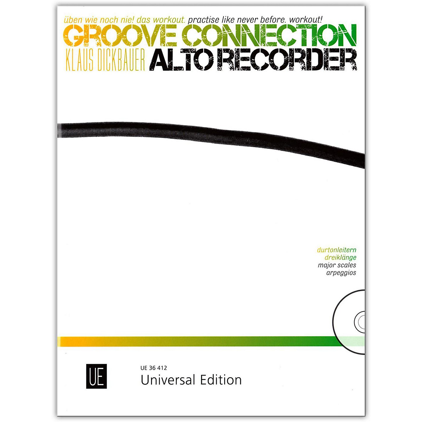 Carl Fischer Groove Connection Score and CD - Recorder thumbnail