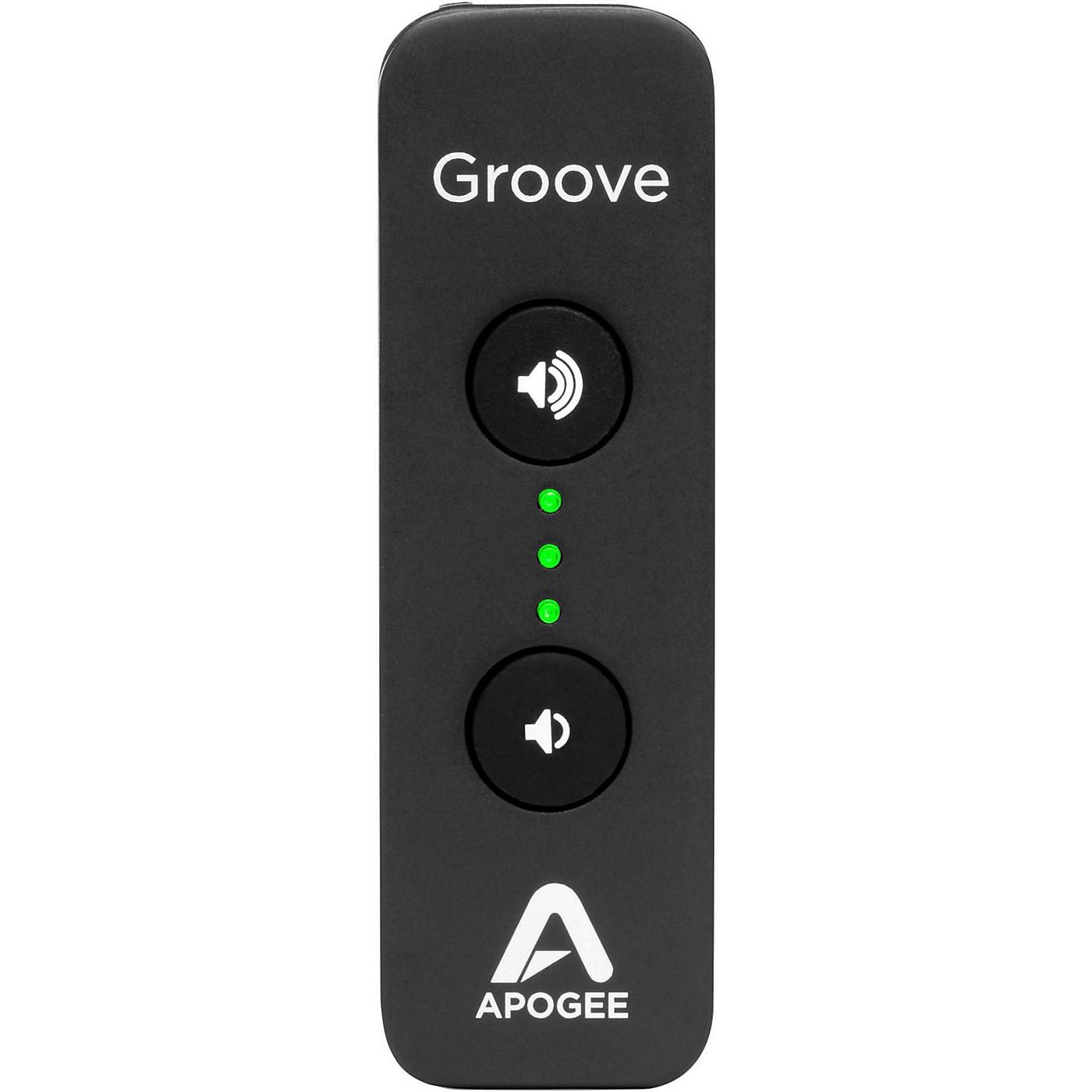 Apogee Groove USB/DAC Headphone Amplifier thumbnail