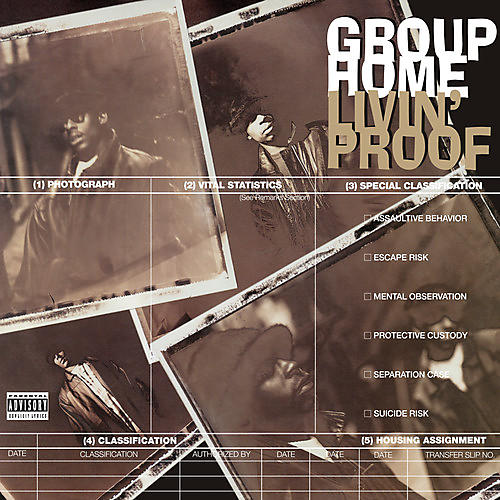 Alliance Group Home - Livin' Proof thumbnail