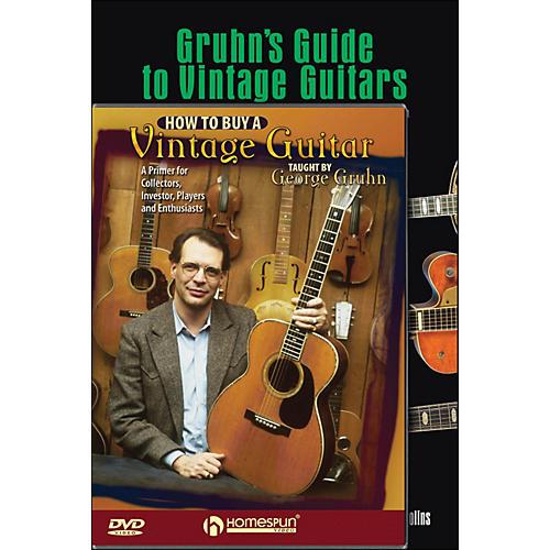 Hal Leonard Gruhn Vintage Guitar Mega Pack thumbnail