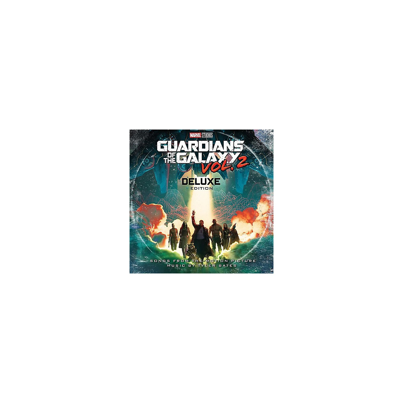 Alliance Guardians of the Galaxy, Vol. 2: Awesome Mix 2 (Original Soundtrack) thumbnail