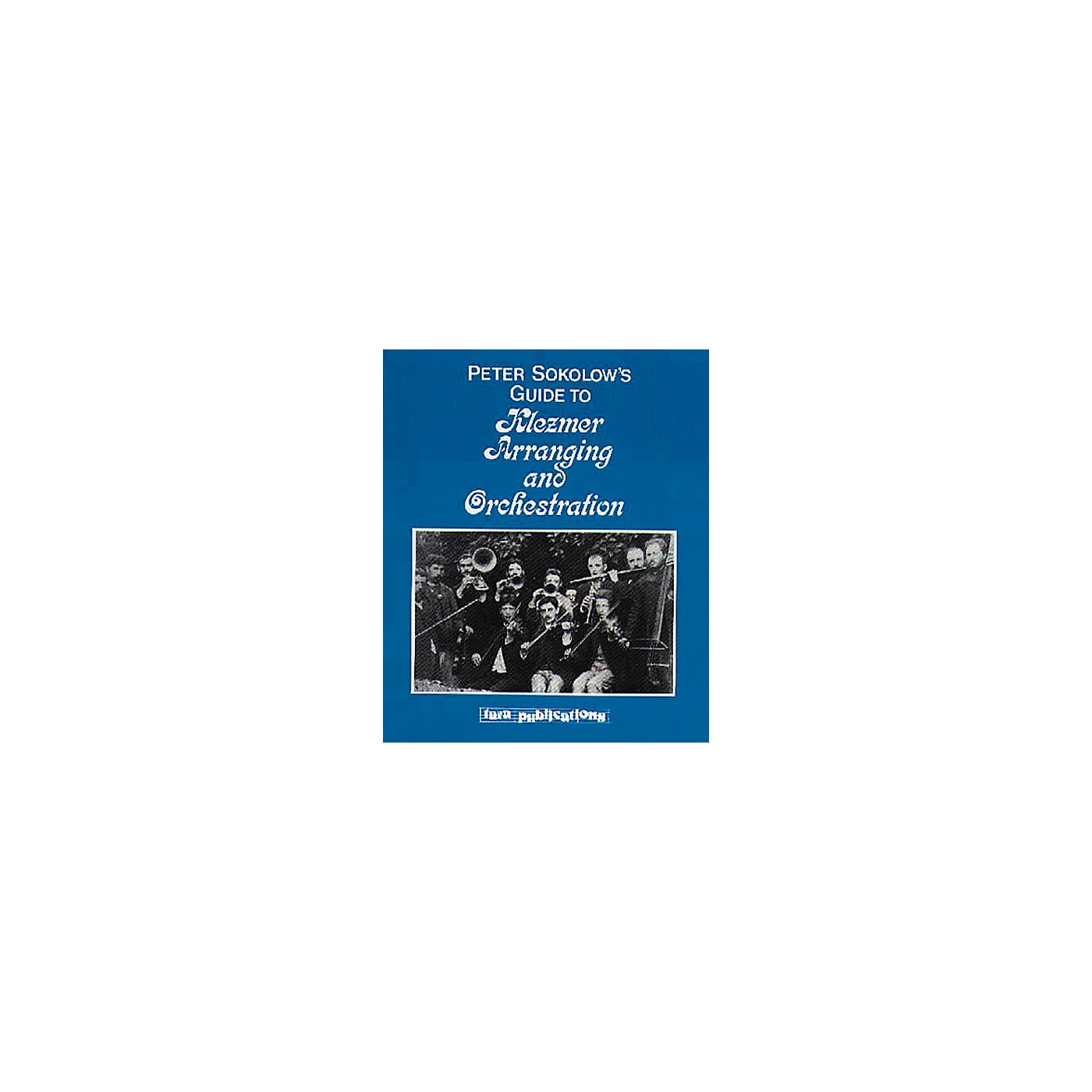 Hal Leonard Guide Klezmer Arr & Orchestra Tara Books Series thumbnail