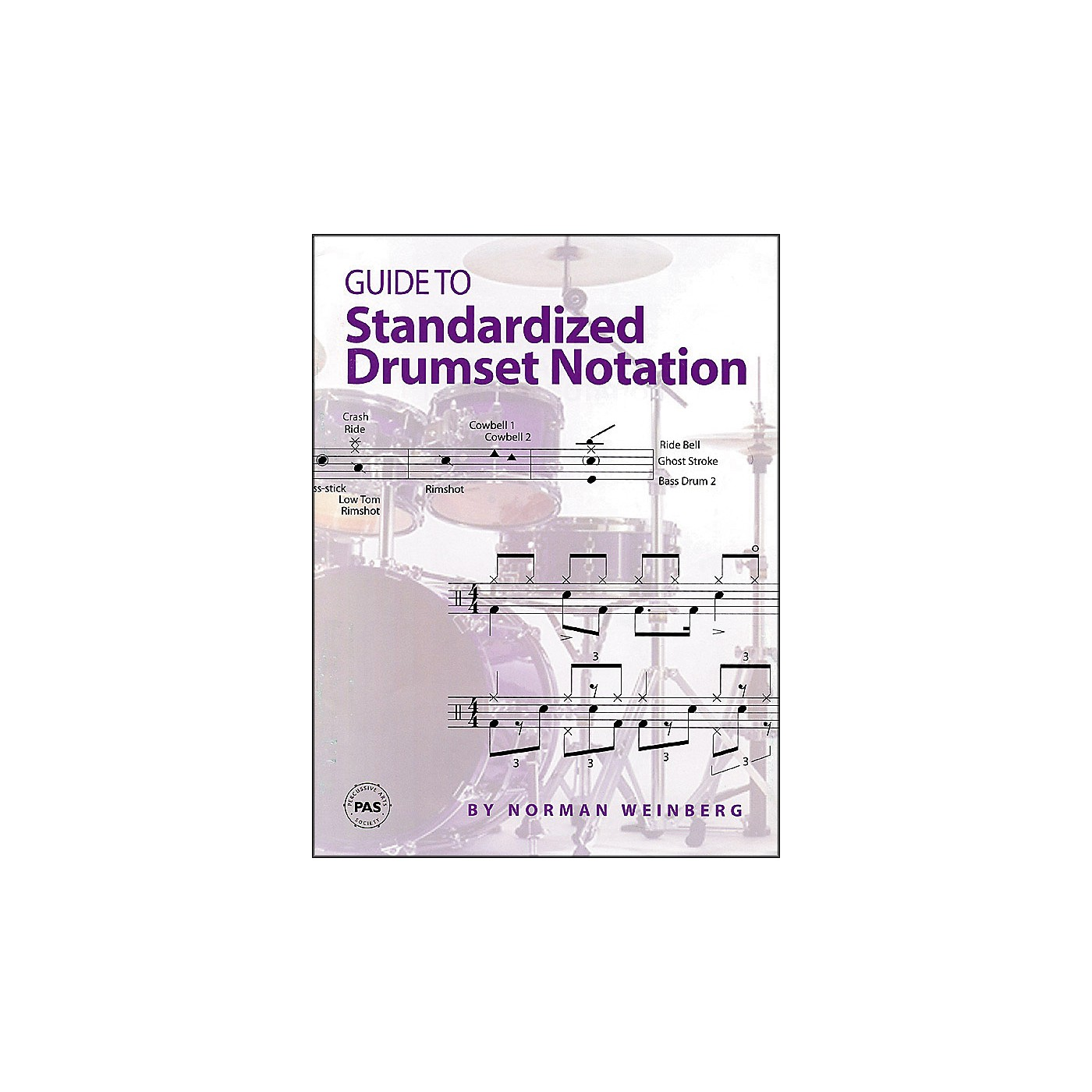 Hal Leonard Guide To Standardized Drumset Notation thumbnail