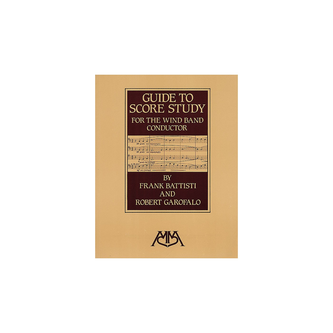 Meredith Music Guide to Score Study for the Wind Band Conductor Meredith Music Resource Series Softcover thumbnail