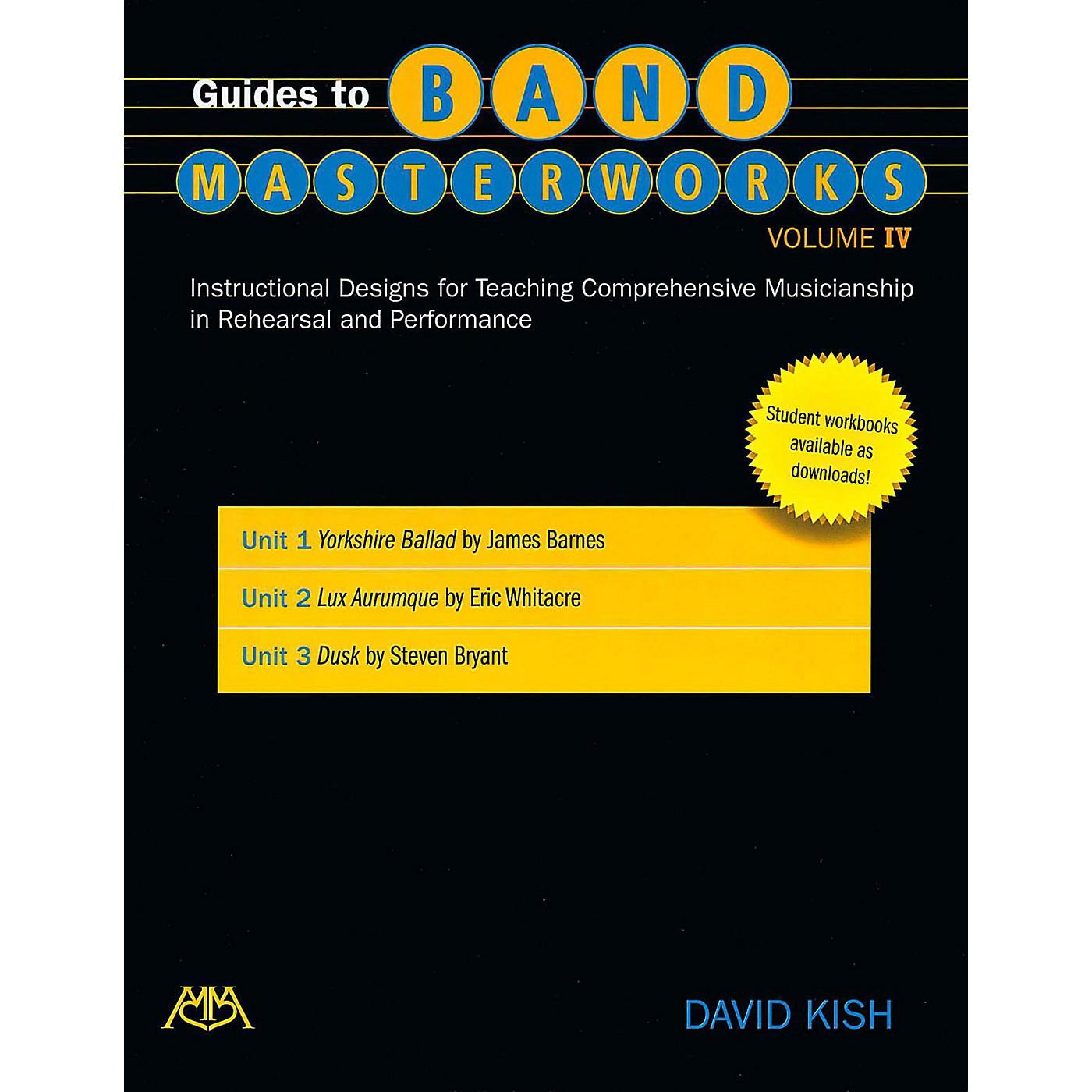 Meredith Music Guides to Band Masterworks Volume IV thumbnail