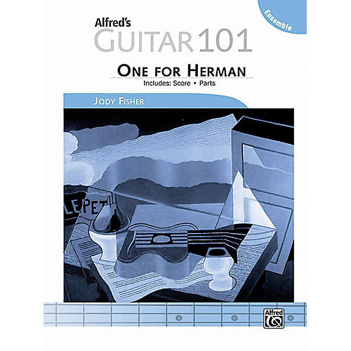 Alfred Guitar 101, Ensemble: One for Herman - Score & Parts thumbnail