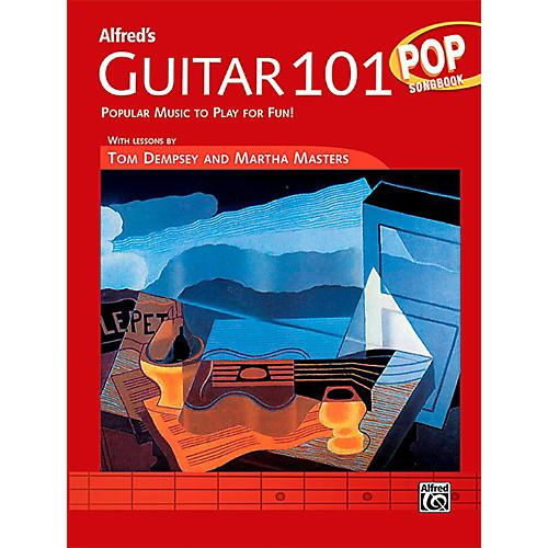 Alfred Guitar 101 Pop Songbook thumbnail
