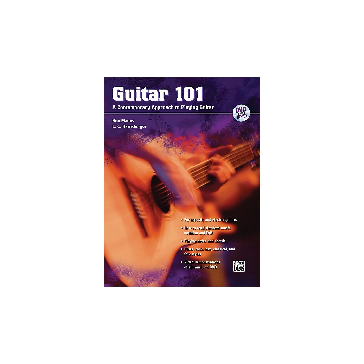 Alfred Guitar 101 thumbnail