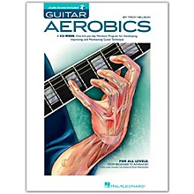 Hal Leonard Guitar Aerobics - Book/Online Audio Pack