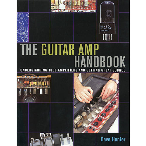Backbeat Books Guitar Amplifier Handbook thumbnail