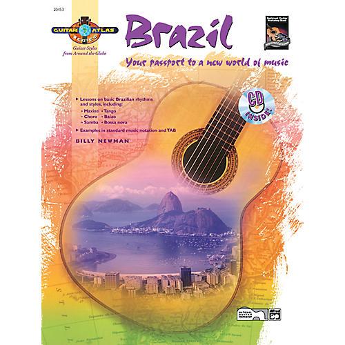 Alfred Guitar Atlas: Brazil (Book/CD) thumbnail