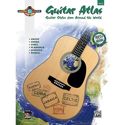 Alfred Guitar Atlas: Complete - Volume 2 (Book/CD) thumbnail