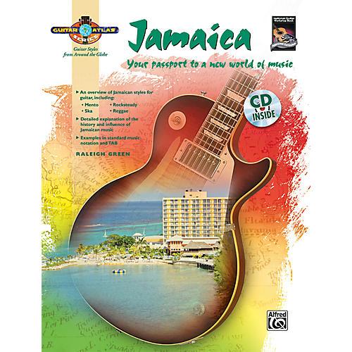 Alfred Guitar Atlas: Jamaica (Book/CD) thumbnail