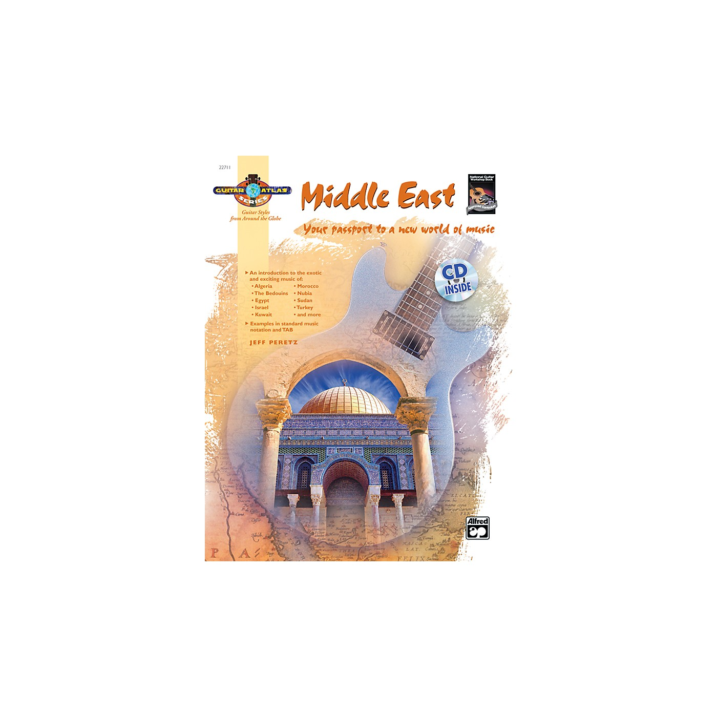 Alfred Guitar Atlas: Middle East (Book/CD) thumbnail