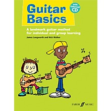 Faber Music LTD Guitar Basics Book/CD