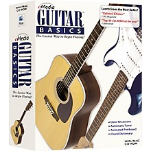 Emedia Guitar Basics v5 Instructional CD Rom