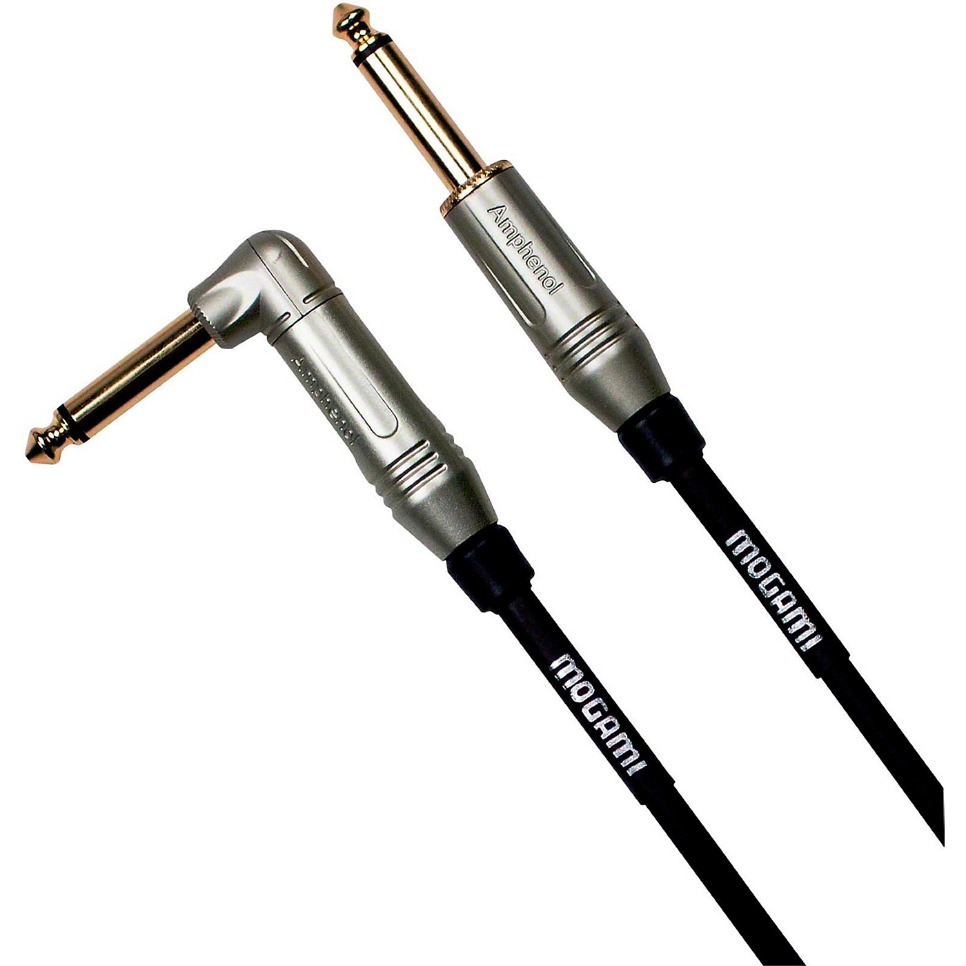 Mogami Guitar Cable Straight to Right Angle thumbnail