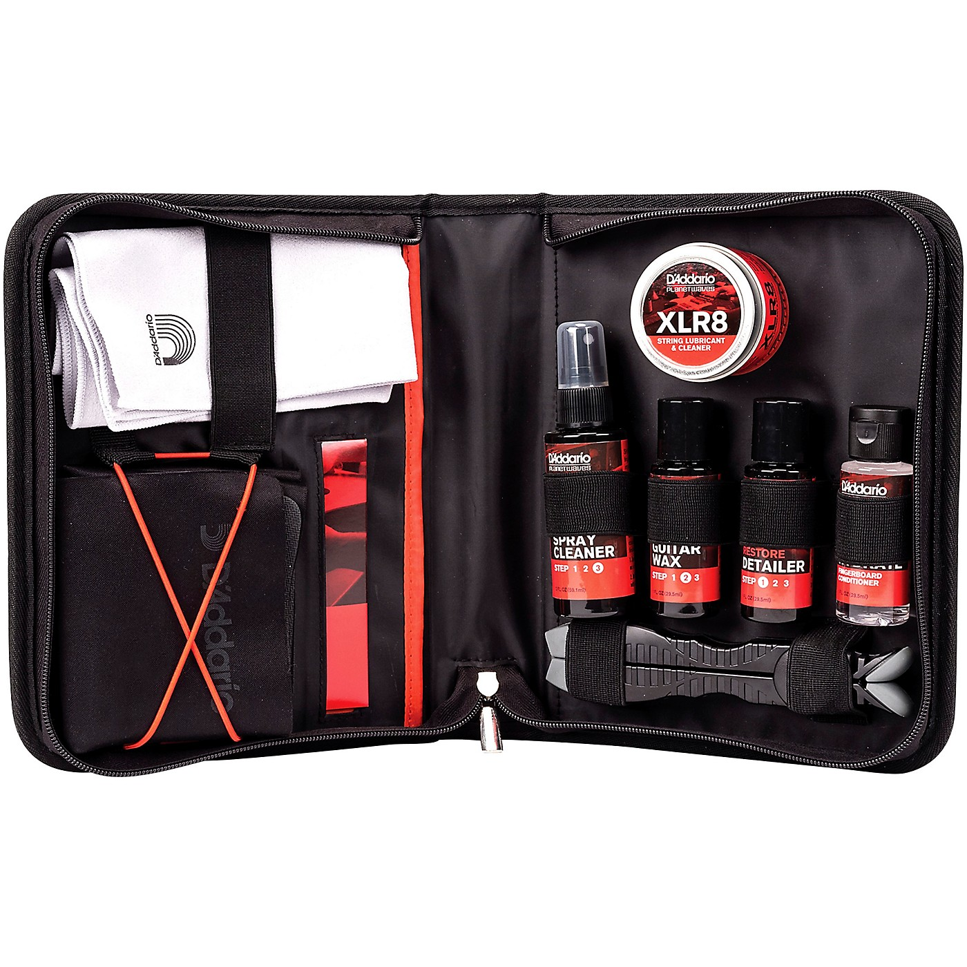 D'Addario Planet Waves Guitar Care and Cleaning Kit thumbnail
