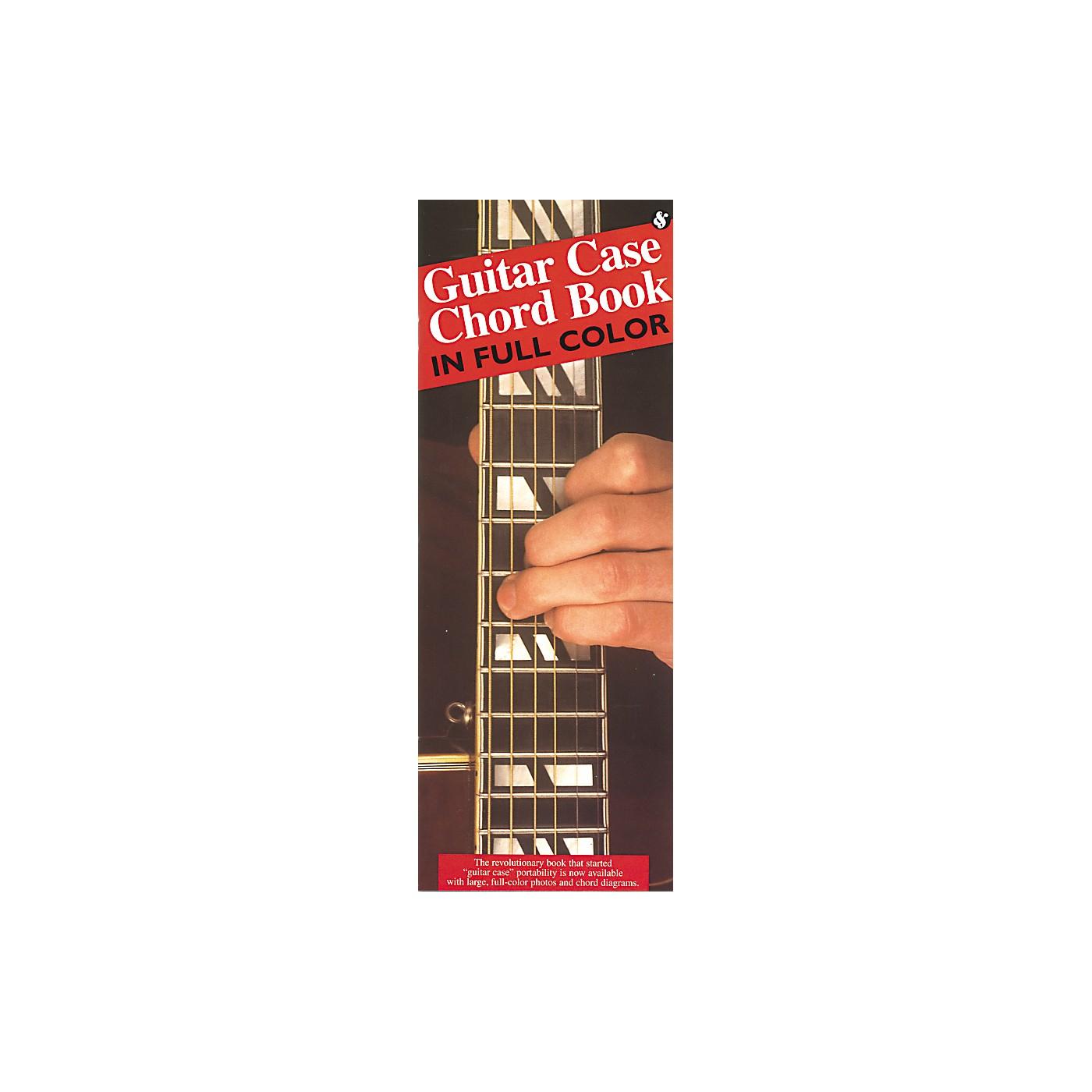 Music Sales Guitar Case Chord Book thumbnail