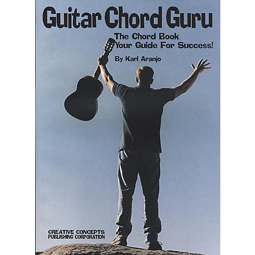 Creative Concepts Guitar Chord Guru Book thumbnail