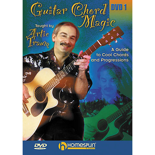 Homespun Guitar Chord Magic: Cool Chords 1 (DVD)-thumbnail