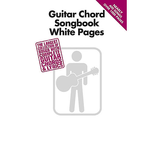 Hal Leonard Guitar Chord Songbook White Pages-thumbnail