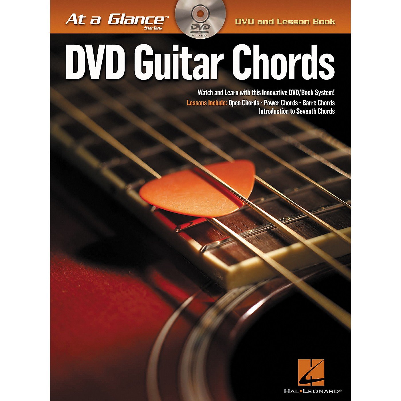 Hal Leonard Guitar Chords DVD with Tab thumbnail