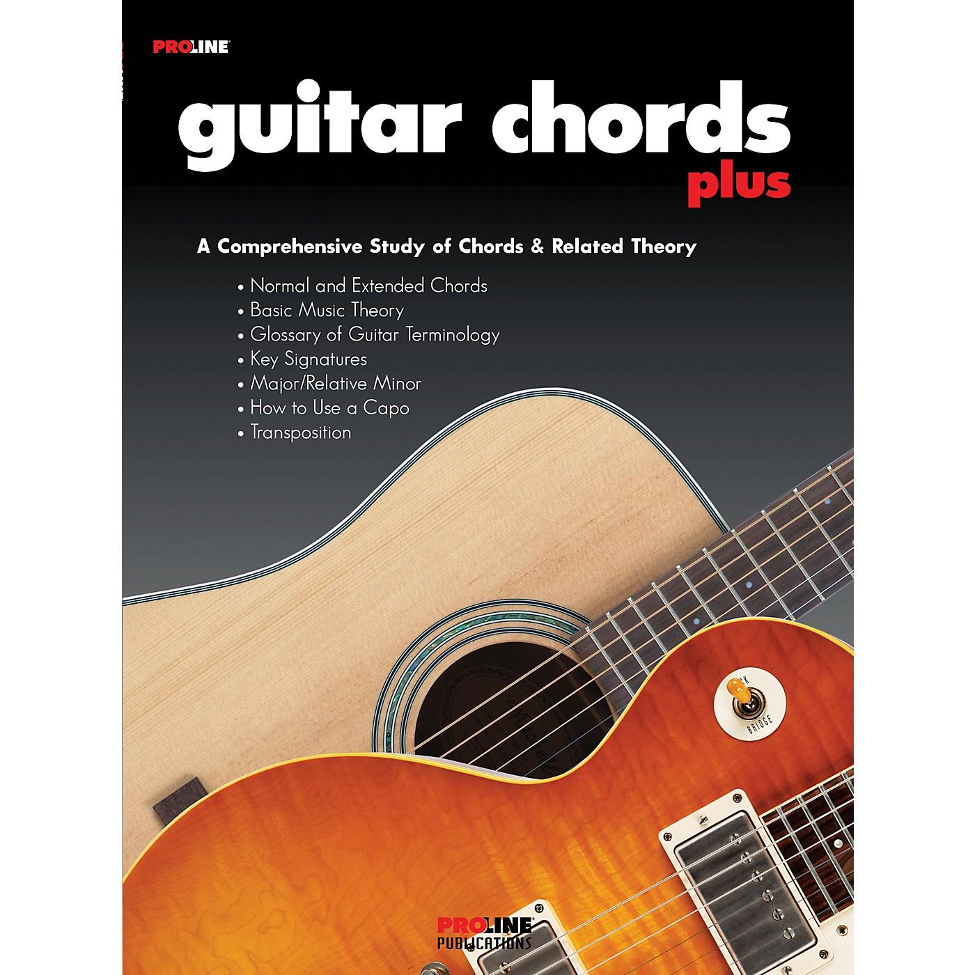 Proline Guitar Chords Plus Book thumbnail