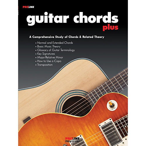 Proline Guitar Chords Plus Book thumbnail
