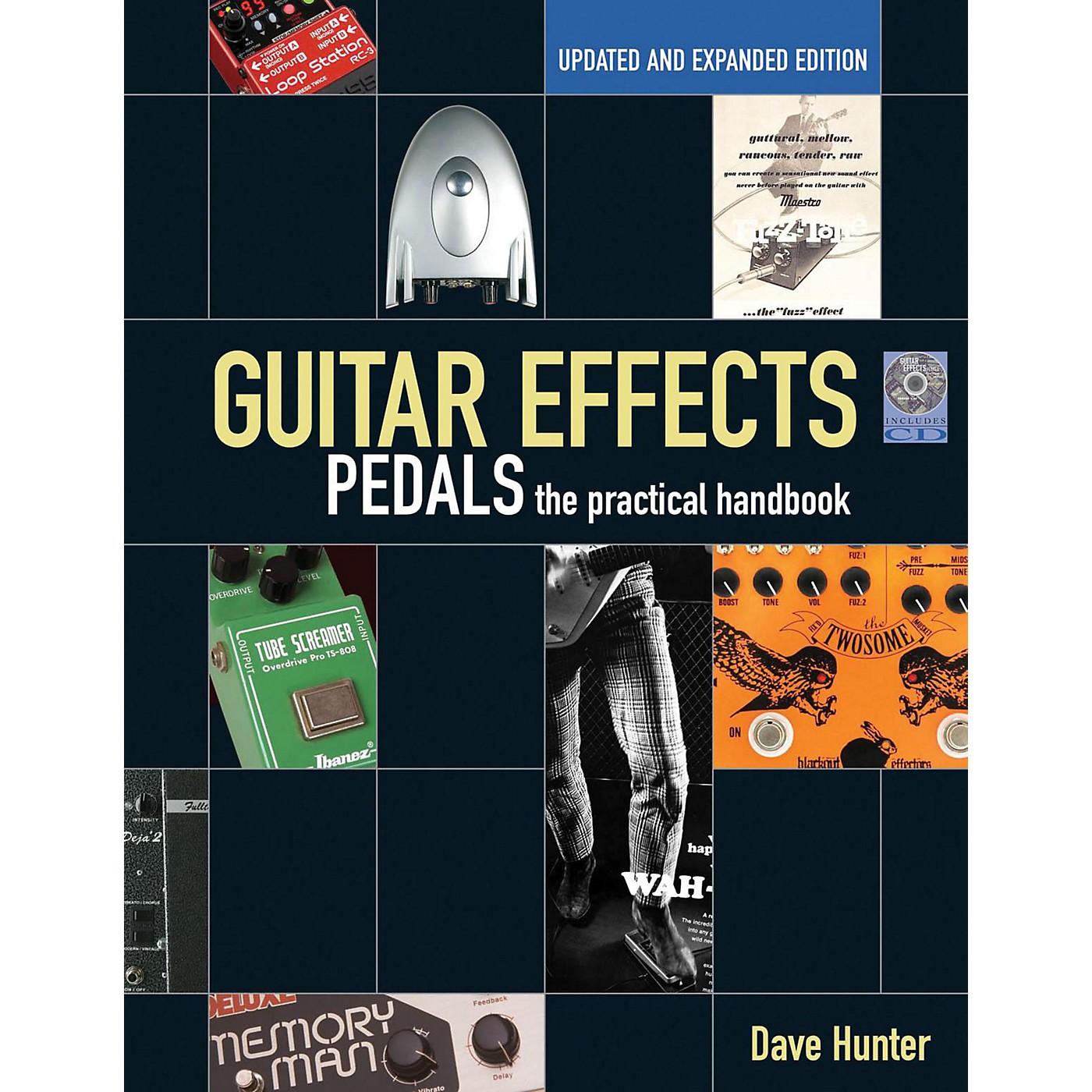 Hal Leonard Guitar Effects Pedals: The Practical Handbook Book/CD thumbnail