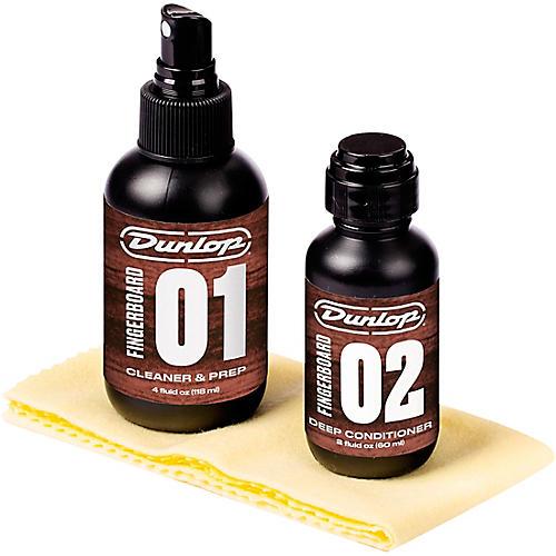 Dunlop Guitar Fingerboard Conditioning Kit-thumbnail