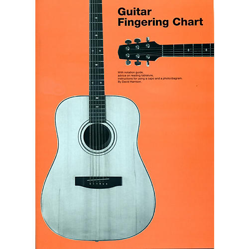 Hal Leonard Guitar Fingering Chart thumbnail