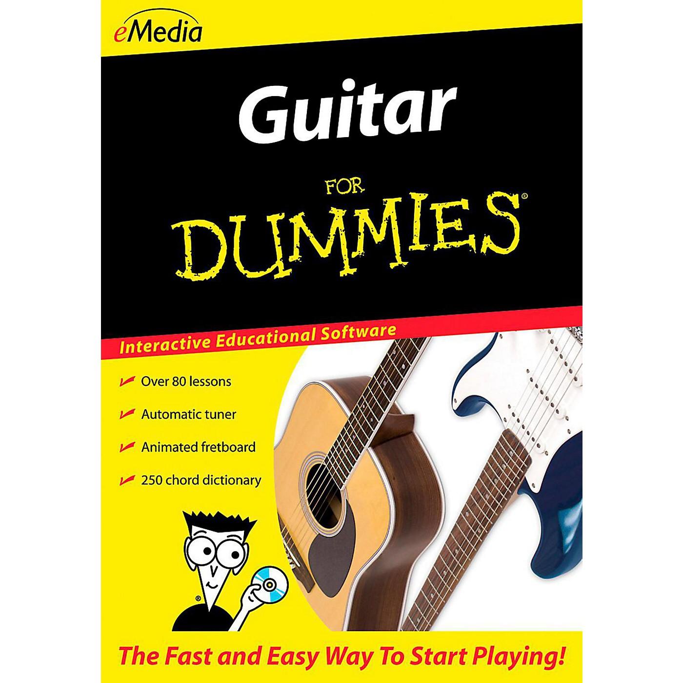 eMedia Guitar For Dummies - Digital Download thumbnail