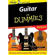 Emedia Guitar For Dummies Deluxe - Digital Download
