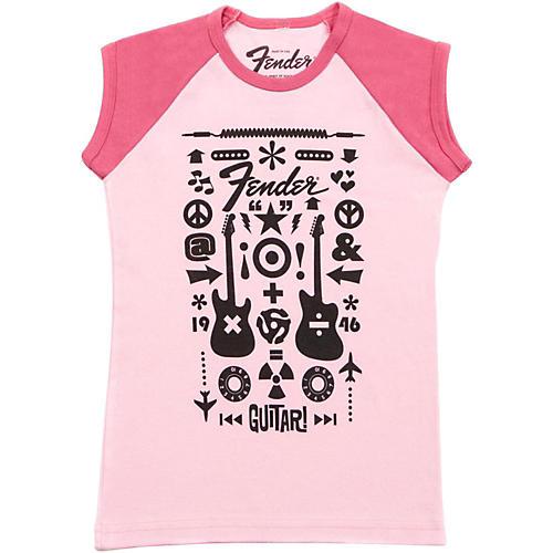 Fender Guitar Formula Youth T-Shirt thumbnail