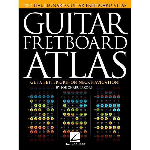 Hal Leonard Guitar Fretboard Atlas-thumbnail