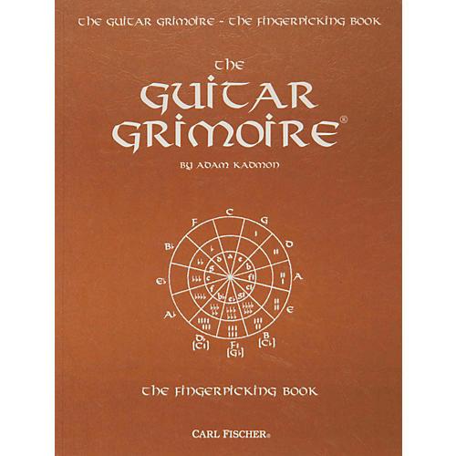 Carl Fischer Guitar Grimoire - The Fingerpicking Book thumbnail