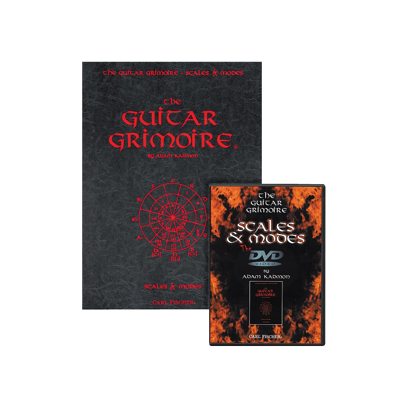 Carl Fischer Guitar Grimoire Vol. 1 Pack (Book/DVD) thumbnail